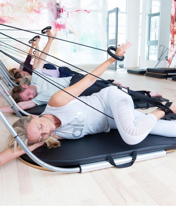 Rope Yoga Setrið. Grunnnámskeið. rys.is