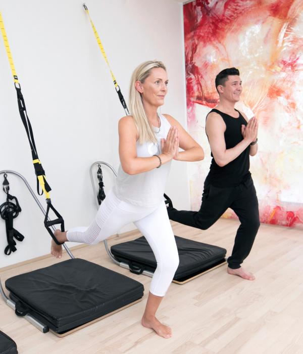 Rope Yoga Grunnur gefur þér einstakt tækifæri til heildrænnar þjálfunar. rys.is