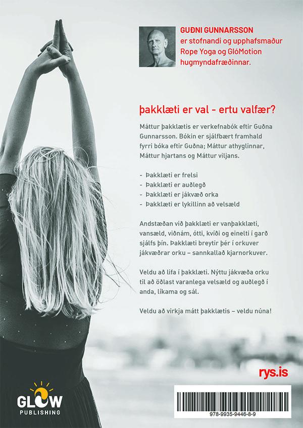 Máttur þakklætis. rys.is
